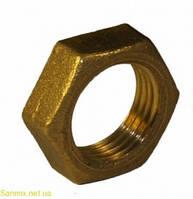 Контргайка латунь діаметр 25