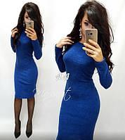 Платье классика ангора