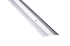 Порожек напольный 3х40х900 мм 1а дуб альпийский алюминиевый, фото 2