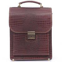 Кожаная сумка портфель СПБ-2