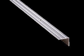 Пороги алюминиевые 3А 1,8 метра тик 23х18мм , фото 2