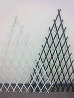 Шпалера садовая пирамидальная 1.5х1.0м белая,зеленая опора для растений с доставкой по Украине
