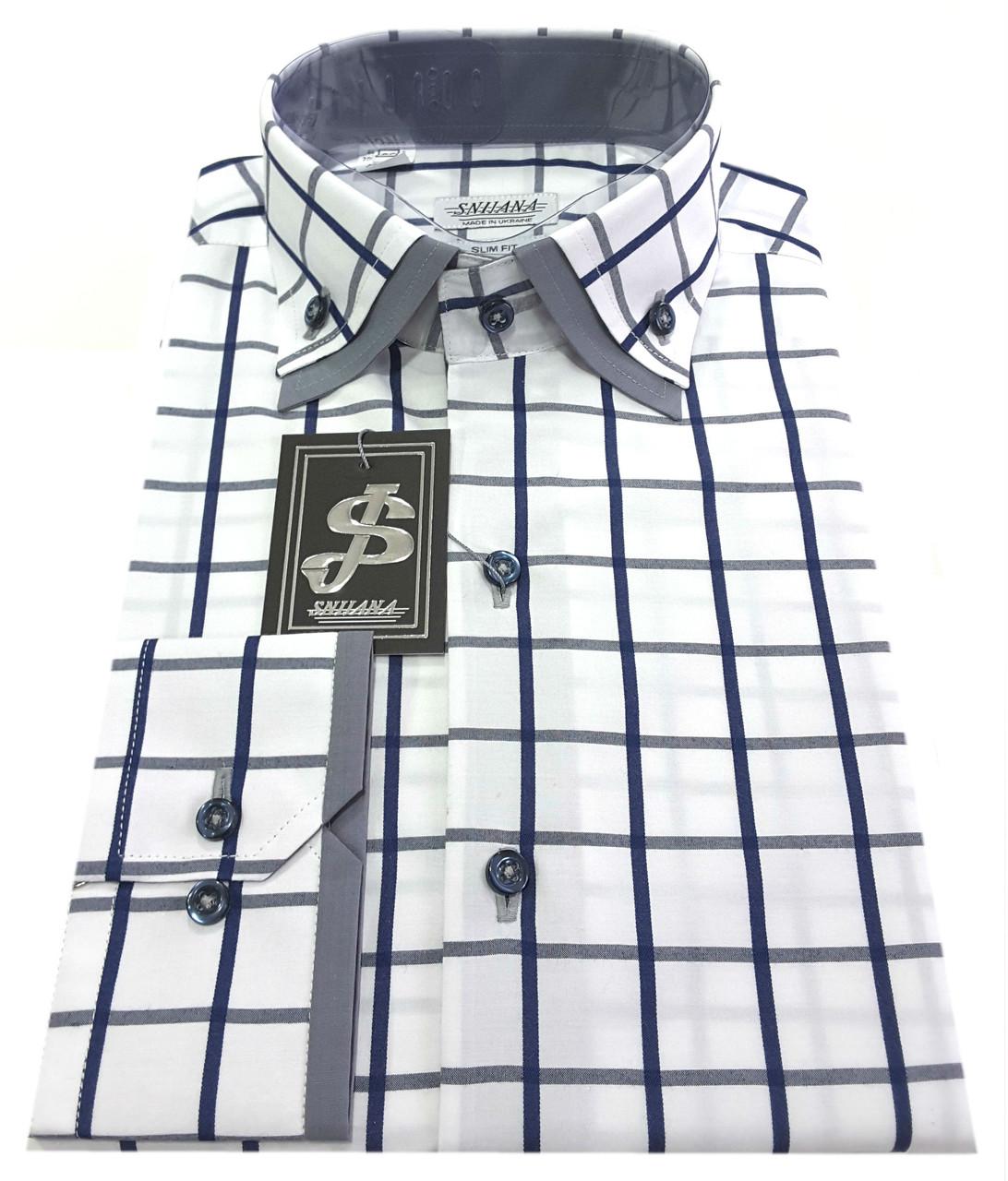 Рубашка мужская 50-1091 V1