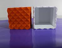 Подарочная коробочка. Размеры 50х50, высота - 45 мм, фото 1