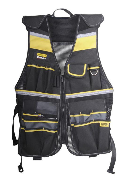 "Жилет для ношения инструмента 47 x 7 x 58 см ""FatMax® Tool Vest""  STANLEY FMST1-71181"
