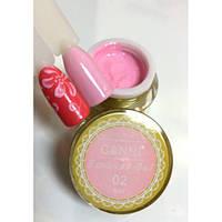 3D гель-паста Canni №2 нежно-розовая, 8 мл