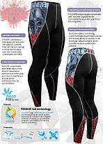 Компрессионные штаны Fixgear P2L-B73, фото 3