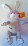 Мягкая игрушка Зайчик Кнопа 01/3 00043-9 Копиця Украина