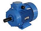 Однофазный электродвигатель АИРЕ 56 В4, АИРЕ56в4, АИРЕ 56В4 (0,18 кВт/1500 об/мин), фото 2