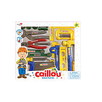 Набор игрушечных инструментов Caillou