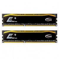 Модуль памяти DDR4 2x4GB/2400 Team Elite Plus Black (TPD48G2400HC16DC01)