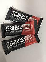 Протеиновые батончики BioTech ZERO Bar New!!!50g banana-strawberry