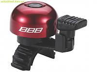 Велосипедный звонок BBB-12 Easyfit