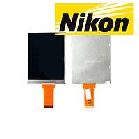 Дисплей (LCD) для цифрового фотоаппарата Nikon S600, оригинал