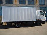 Ремонт хлебных фургонов, фото 5