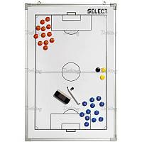 Тактическая доска SELECT Wall Tactic Board - Football 60x90