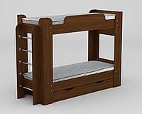 """Детская двухярусная кровать """"Карина"""""""