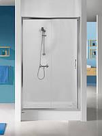 Дверь в нишу 90 см Sanplast KP4/TX4-80-S sb CR профиль хром, матовое стекло