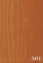 Двери гармошка глухая вишня 501,810х2030х6мм, доставка по Украине, фото 3