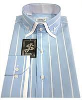 Рубашка мужская приталенная №S 79.3 SF