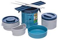 Набор для ланча ZOJIRUSHI SL-MEE07AB ц:синий