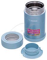 Пищевой термоконтейнер ZOJIRUSHI SW-EAE50AB 0.5 л ц:синий