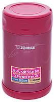Пищевой термоконтейнер ZOJIRUSHI SW-EAE50PJ 0.5 л ц:малиновый
