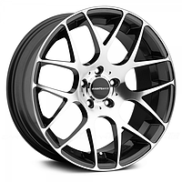 Колесный диск AVANT GARDE M310 Gunmetal with Machined Face (R18x9 PCD5x112 ET48 HUB57.1)