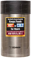 Пищевой термоконтейнер ZOJIRUSHI SW-HAE55XA 0.55 л ц:стальной