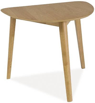 Стол обеденный Karl нераскладной Дуб (Signal ТМ), фото 2