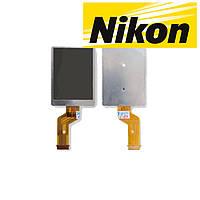 Дисплей (экран) для цифрового фотоаппарата Nikon S220, оригинал