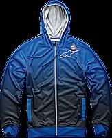 Толстовка ALPINESTARS Gateway голубой XL