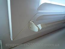 Жалюзи пластиковые 90х120см, фото 2
