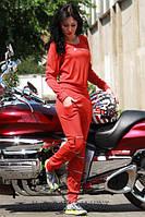 """Красный костюм """"CHLOE"""" р.42-56"""