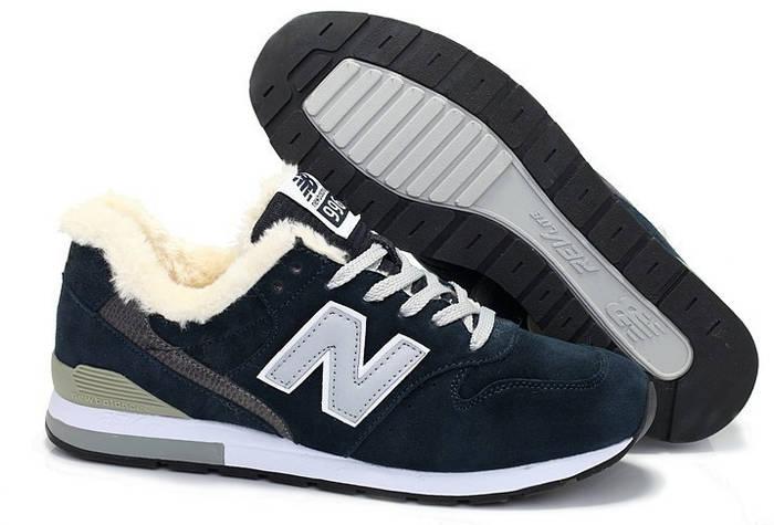 Купить Кроссовки мужские зимние New Balance 996   WNTR-237 (реплика ... 23479537fa88b
