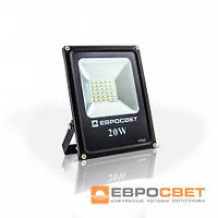Прожектор EVRO LIGHT EV-20-01 6400K 1400Lm SMD, фото 1
