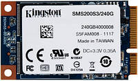 MSATA-SSD-MLC 240GB Kingston mS200 (SMS200S3/240G)