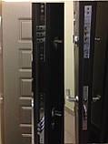 Двері вхідні броньовані з ковкою безкоштовна доставка, фото 2