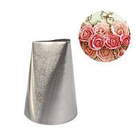 Лепесток розы Насадка  для крема  №128 большой
