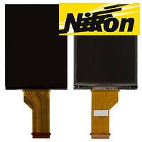 Дисплей (LCD) для цифрового фотоаппарата Nikon S6000, оригинал