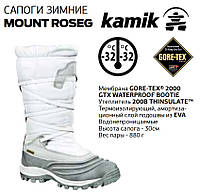 Сапоги женские MOUNT ROSEG NK2099-10