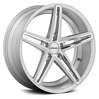Литые диски VOSSEN CV5 Silver Polished (R20x9 PCD5x114,3 ET38 HUB73.1)