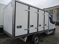 Фургон хлебный на Мерседес