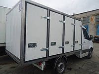 Фургон хлебный на Sprinter, фото 1