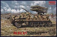 Sd.Kfz.4/1 aut Panzerwarfer 42 1/72 RODEN 714