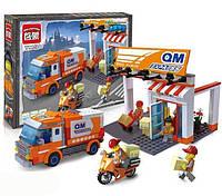 Детский конструктор служба доставки