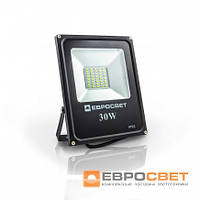 Прожектор EVRO LIGHT EV-30-01 6400K 2100Lm SMD, фото 1