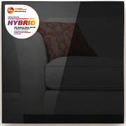 Керамическая панель HYBRID™ 375 Вт. (черная)