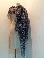 Платок шаль Yves Sant Laurent, фото 1