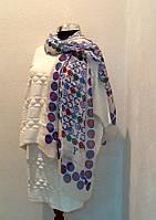 Шарф в стиле Rocco Barocco шелковый прозрачный ., фото 1